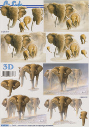 Le Suh knipvel olifanten 4169594 (Locatie: 5527)