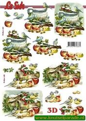 Le Suh knipvel vogels 8215 357 (Locatie: 6239)