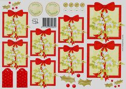 Marjoleine knipvel kerst 320859 (Locatie: 4320)