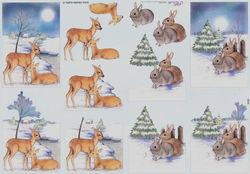Mireille knipvel kerst X 162 (Locatie: 5533)