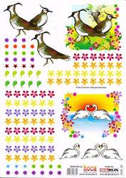 Olba vel dubbel vogels 2008-39 (Locatie: 6723)