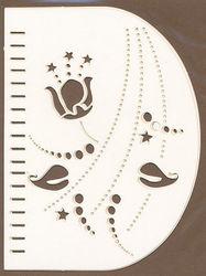 Paper Up oplegkaarten 3 stuks 601033 (Locatie: N035 )