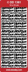 Stickervel koper HouDoe DD1361 (Locatie: G088)