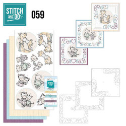 Stitch and Do 59 I love you STDO059