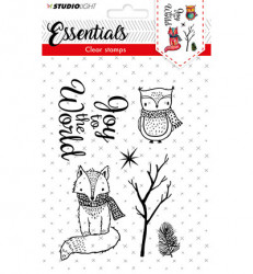 Studio Light Clear Stamp Essentials STAMPSL325 (Locatie: H330)