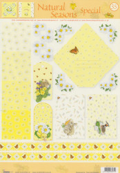 Studio Light knipvel Natural Seasons SPECNS35 (Locatie: 1428)