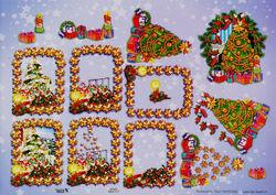 TBZ knipvel kerst nr. 564117 (Locatie: 1218)