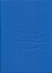 Tissuepapier blauw 50 x 70 cm per vel