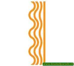 Tonic shape-mate ruler 35 cm lang 77 900 273 (Locatie: )
