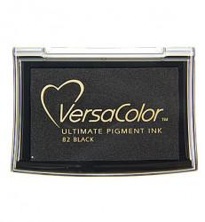 Tsukineko VersaColor inkpad black VC-082