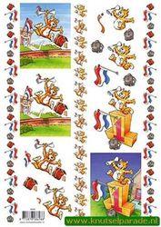 Voorbeeldkaarten knipvel diploma 8698 (Locatie: 0117)