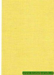 Voorbeeldkaarten linnen karton A4 lichtgeel (Locatie: s1)