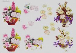 Wekabo knipvel bloemen 510 (Locatie: 4540)