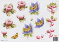 Wekabo knipvel bloemen 901/AD5005 (Locatie: 5912)