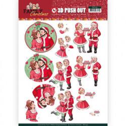 Yvonne Creations stansvel kerstmis SB10391 (Locatie: 5525)