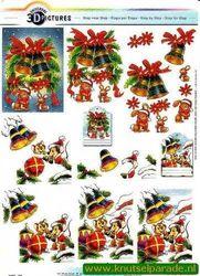 Doe Maar knipvel kerst 11055-335 (Locatie: 4417)