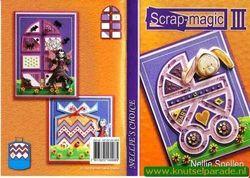 Nellie Snellen scrap magic 3 (Locatie: 2895)