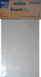 Joy! Foam pads 2 mm dik - 5x5 mm 6500/0003 (Locatie: 5R)