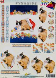 Doe maar stansvel honden en katten 11054-6024 (Locatie: 1253)