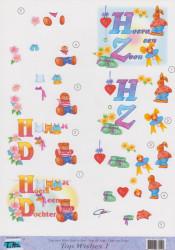 Top Hobby knipvel baby nr. 1 (Locatie: 1326)