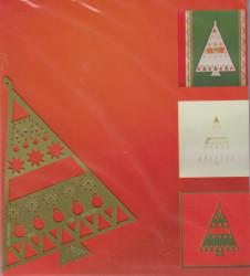 Avec Christmas Basic Borduren kerstboom 4.050.431 (Locatie: nn230)