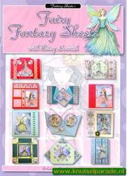 Betsy Lurvink Fairy Fantasy Sheets 1 (Locatie: 6254)