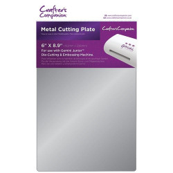 Crafter's Companion metal cutting plate mat voor Gemini Junior GEMJR-ACC-METP