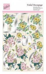 Docrafts Anita's stansvel bloemen ANT169923 (Locatie: grve)