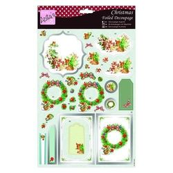 Docrafts Anita's stansvel Christmas Animals ANT169569 (Locatie: grve)
