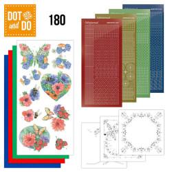 Dot and Do 180 Summer Flowers DODO180