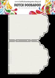 Dutch Doobadoo Fold Card art Elegant A5 stencil 470.713.334 (Locatie: 1251)