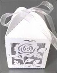 Filligraan doosje, wit parelmoer, rozen 12362-6202 (Locatie: 1RC7 )