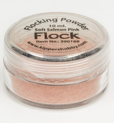 Flocking Powder Soft Salmon Pink 390188