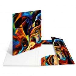 Herma elastomap A4 artwork polypropyleen 19834 (Locatie: 1457)