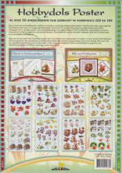 Hobbydols poster nr. 103 en 104