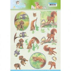 Jeanine's Art knipvel dieren CD11273 (Locatie: 4341)