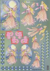 Jeje knipvel Fantasy Fairy 34060 (Locatie: 1401)