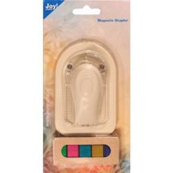 Joy! Crafts Magnetische Nietmachine inclusief nietjes 6200/0039