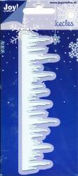 Joy! Crafts snij- embosmal Icecles 6002/2036 (Locatie: M005)