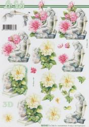 Le Suh knipvel bloemen 8215421 (Locatie: 2393)