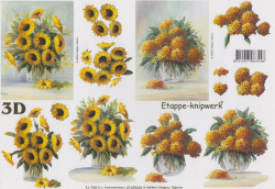 Le Suh knipvel bloemen nr. 4169644 (Locatie: 1616)