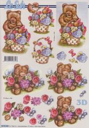 Le Suh knipvel bloemen nr. 8215243 (Locatie: 1601)