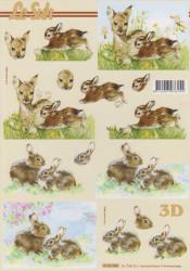 Le Suh knipvel dieren 4169988 (Locatie: 1442)