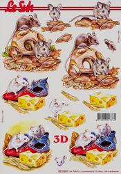 Le Suh knipvel dieren 8215247 (Locatie: 610)