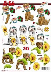 Le Suh knipvel honden 777427 (Locatie: 6654)