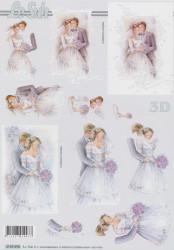 Le Suh knipvel huwelijk 4169696 (Locatie: 2514)
