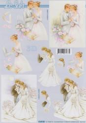 Le Suh knipvel huwelijk 416985 (Locatie: 1416)