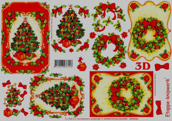 Le Suh knipvel kerst nr. 4169189 (Locatie: 0708)