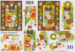 Le Suh knipvel kerst nr. 4169346 (Locatie: 2401)