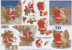 Le Suh knipvel kerstmis 4169108 (Locatie: 4633)